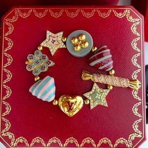 RARE LOUIS VUITTON Candy Bracelet